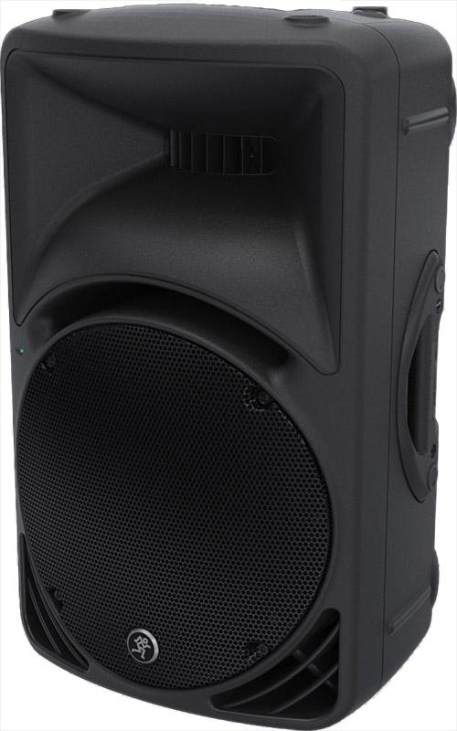 Mackie C300z højttaler sort