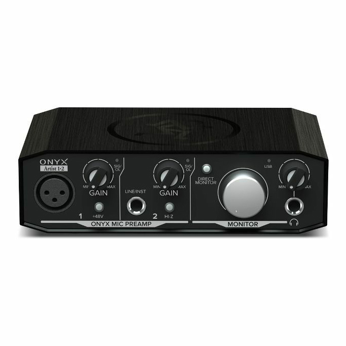 Mackie Onyx Artist 1.2 audio interface