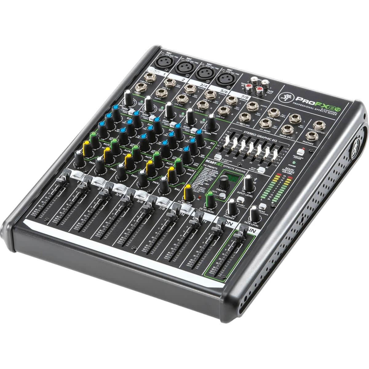 Image of   Mackie ProFX8v2 mixer