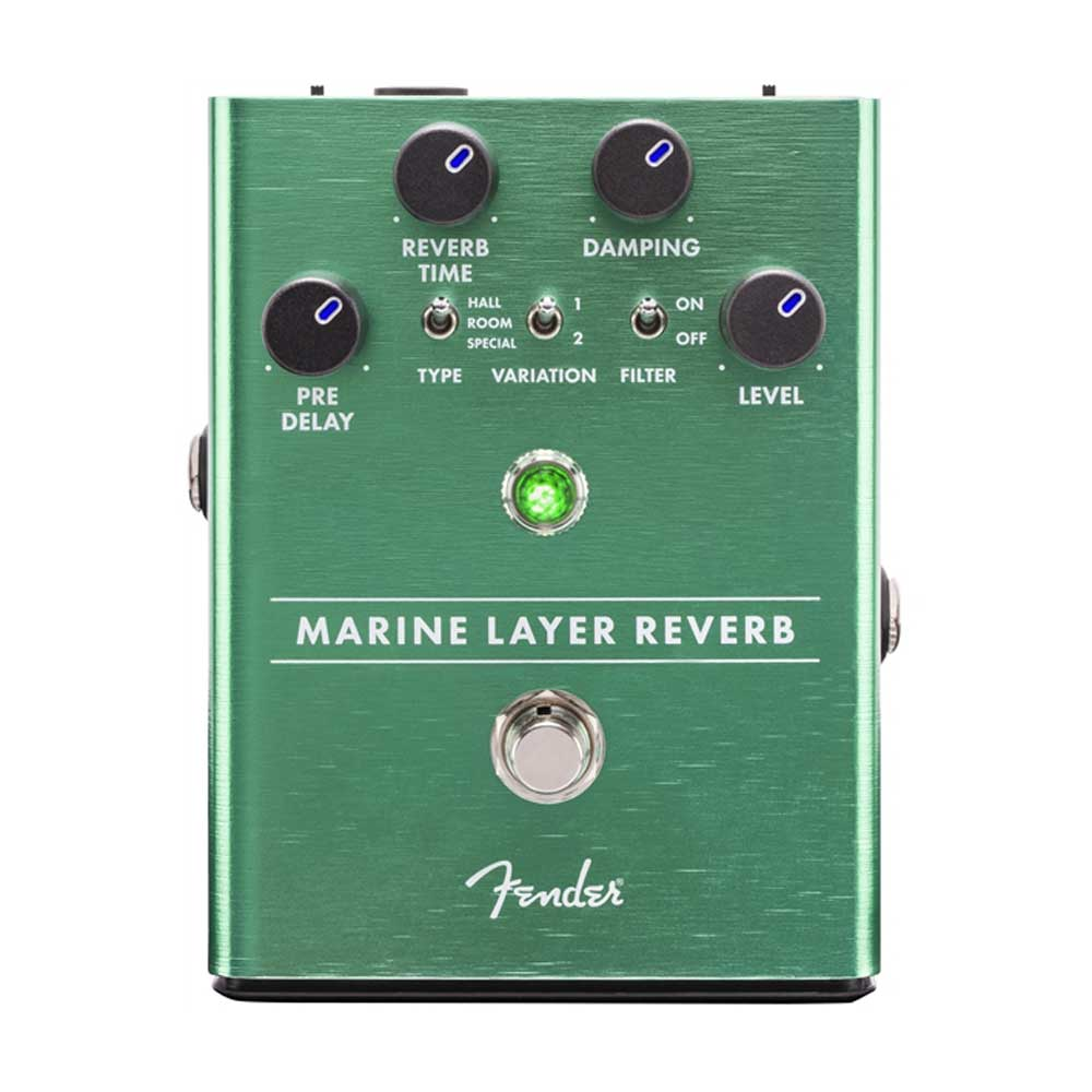Fender Marine Layer Reverb guitarpedal
