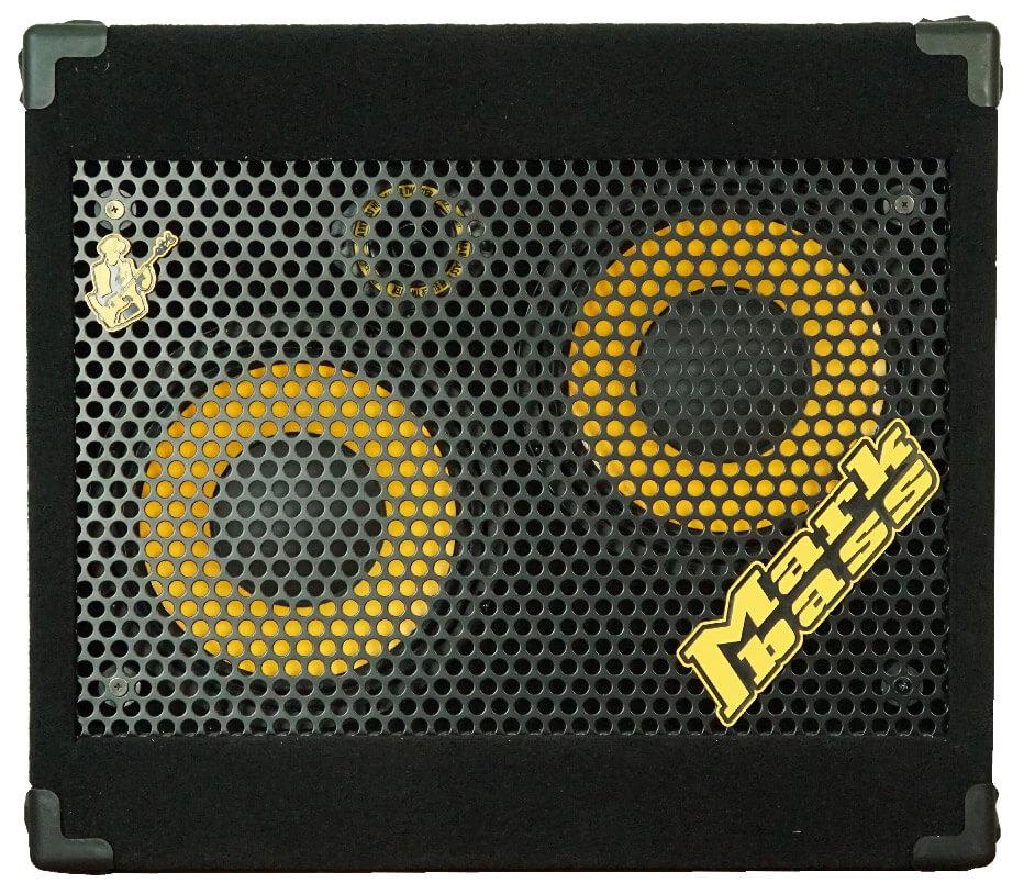 Image of   Markbass Marcus Miller 102 Cab basforstærker-kabinet