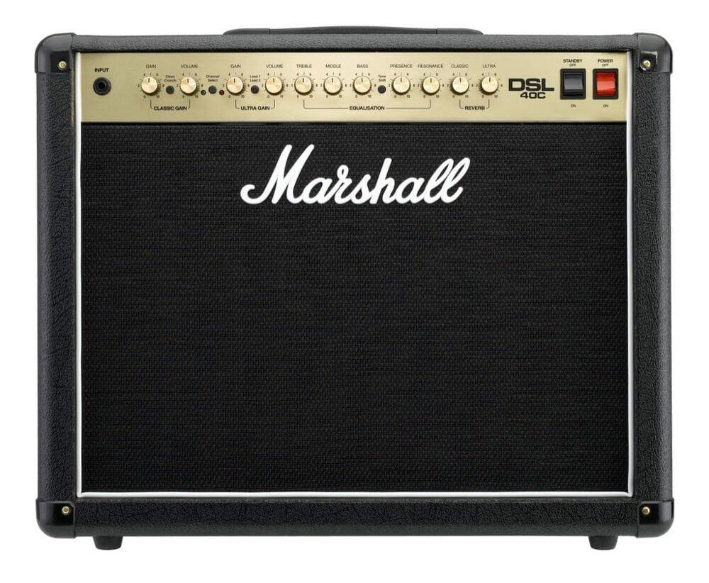 Marshall DSL40C guitarforstærker