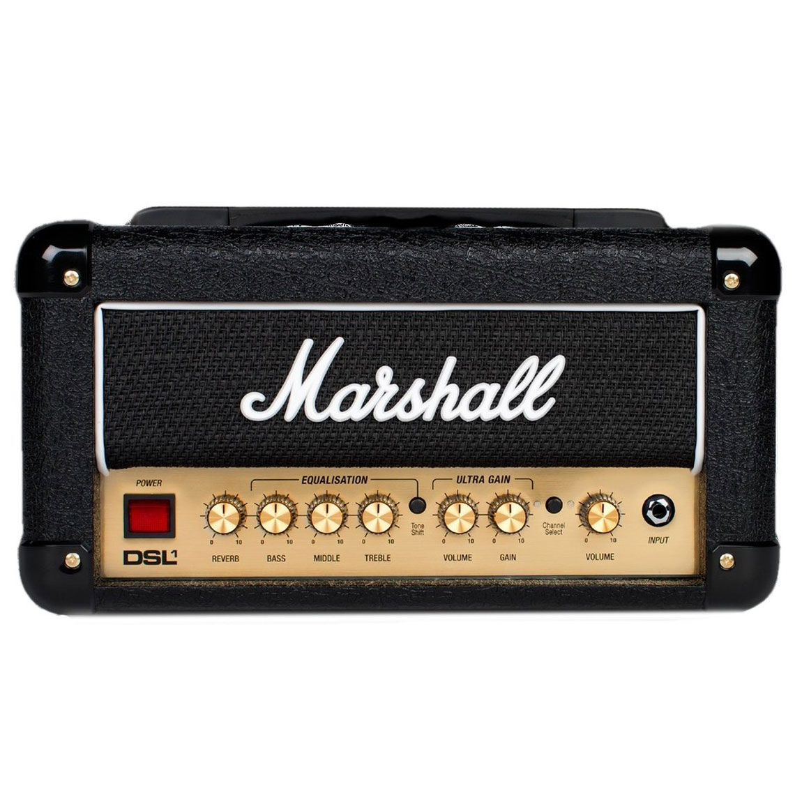 Marshall DSL1HR guitarforstærker-top