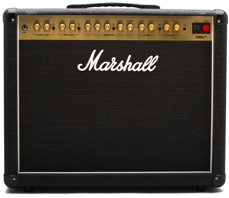 Marshall DSL40CR guitarforstærker