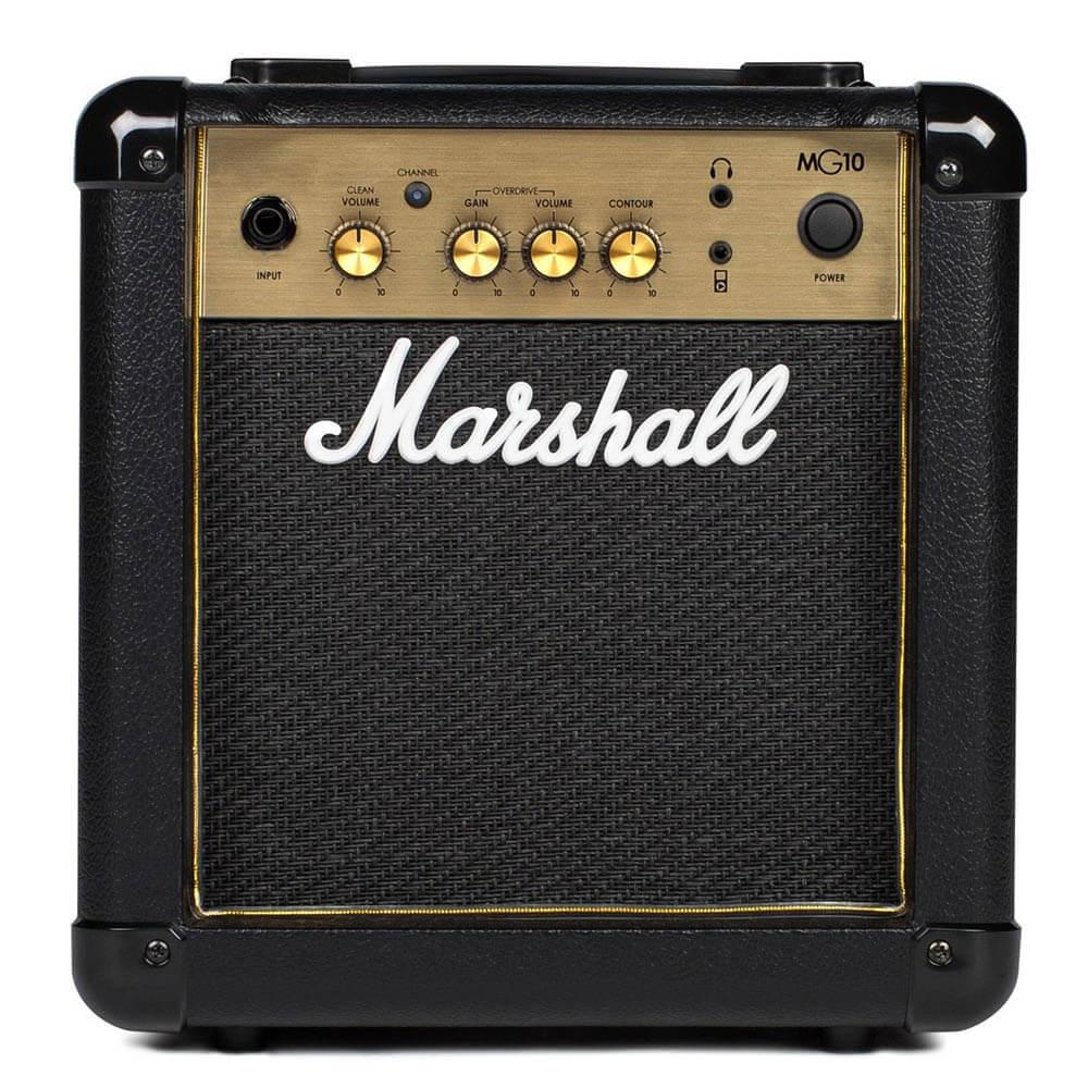 Image of   Marshall MG10G guitarforstærker