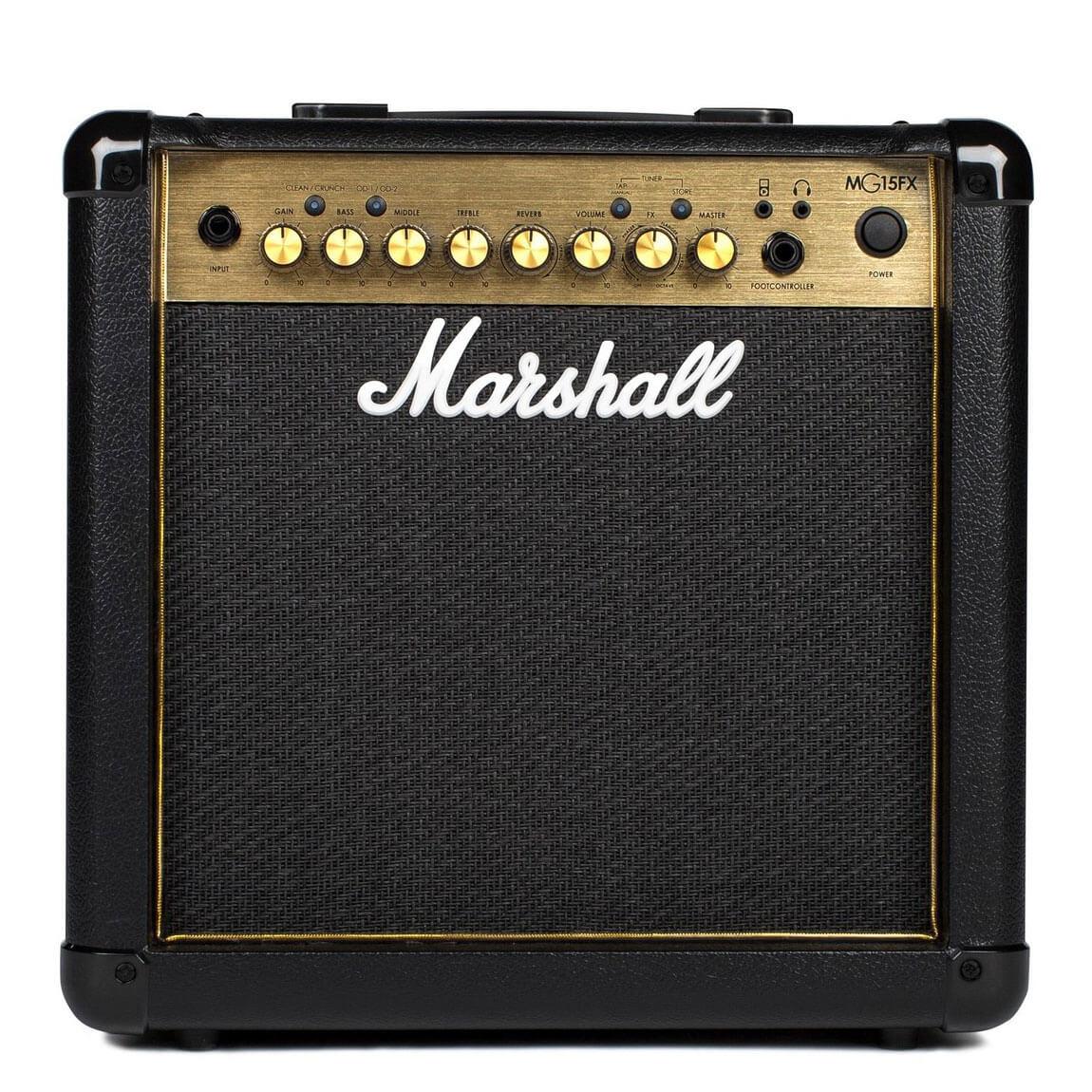 Marshall MG15GFX guitarforstærker