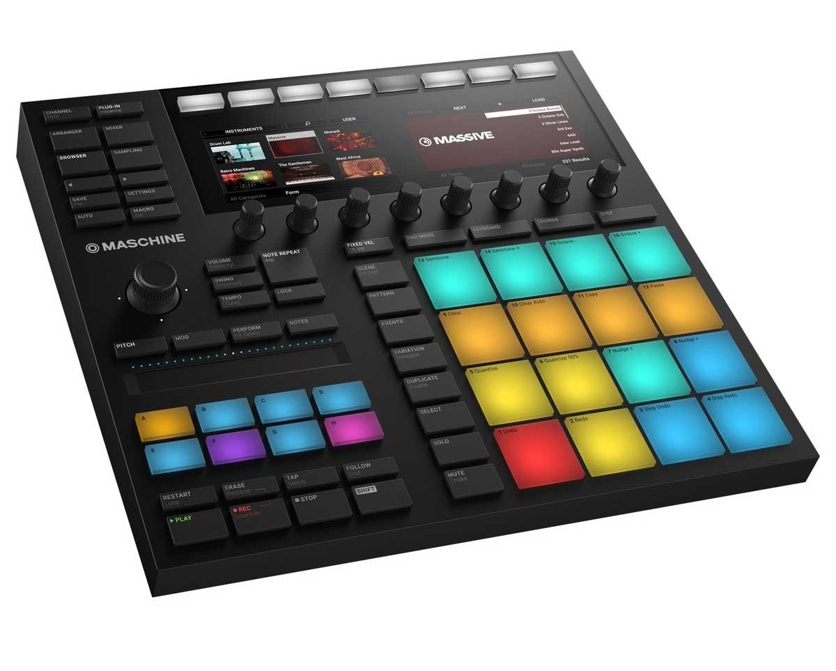 NativeInstruments Maschine MK3 Black