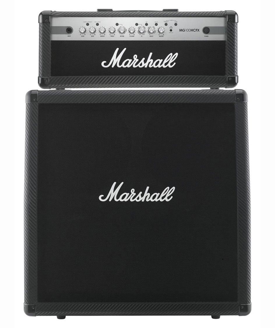 Image of   Marshall MG100HCFX guitarforstærker halfstack
