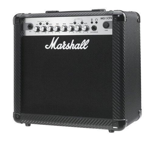Marshall MG15CFX guitarforstærker