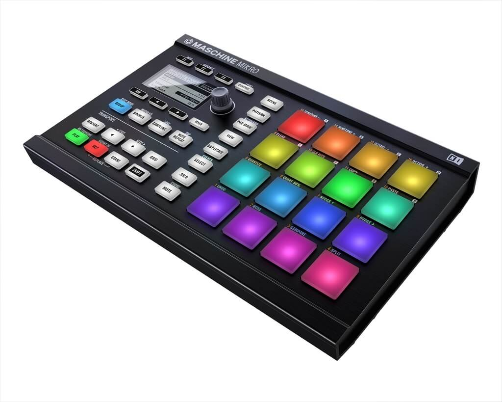 Image of   NativeInstruments MaschineMikro MK2 sort
