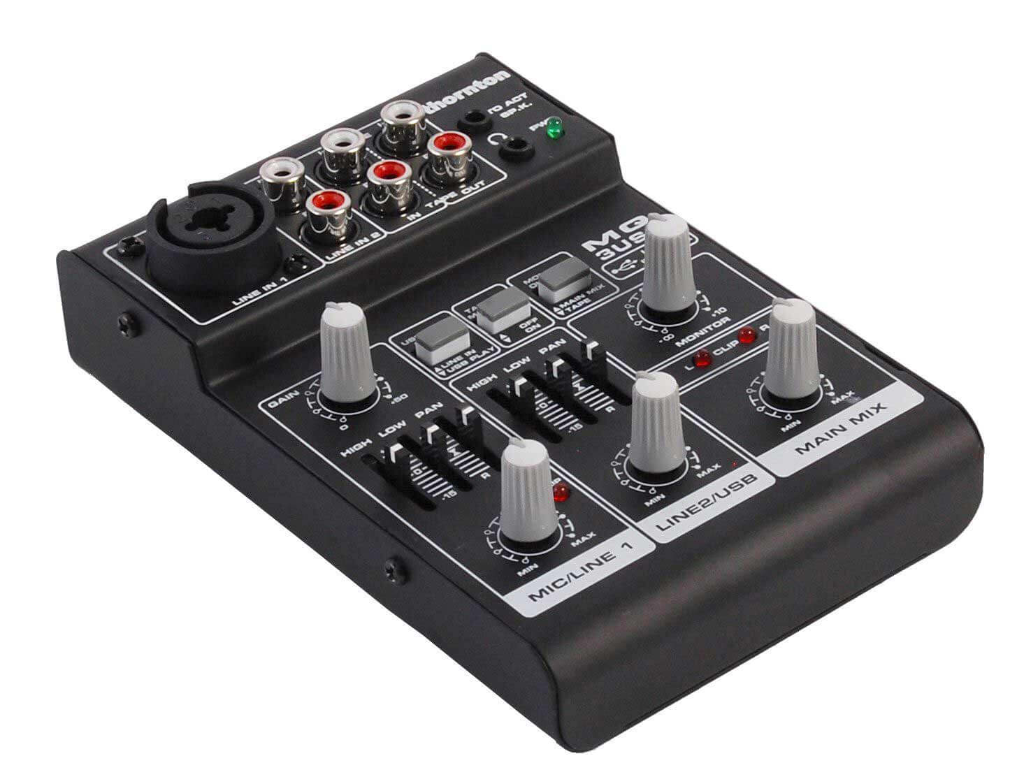 Thornton MQ-3USB mixer