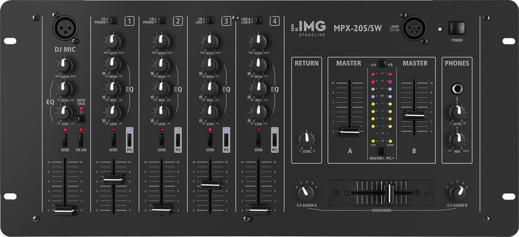 Image of   IMG Stage Line MPX-205/SW mixer