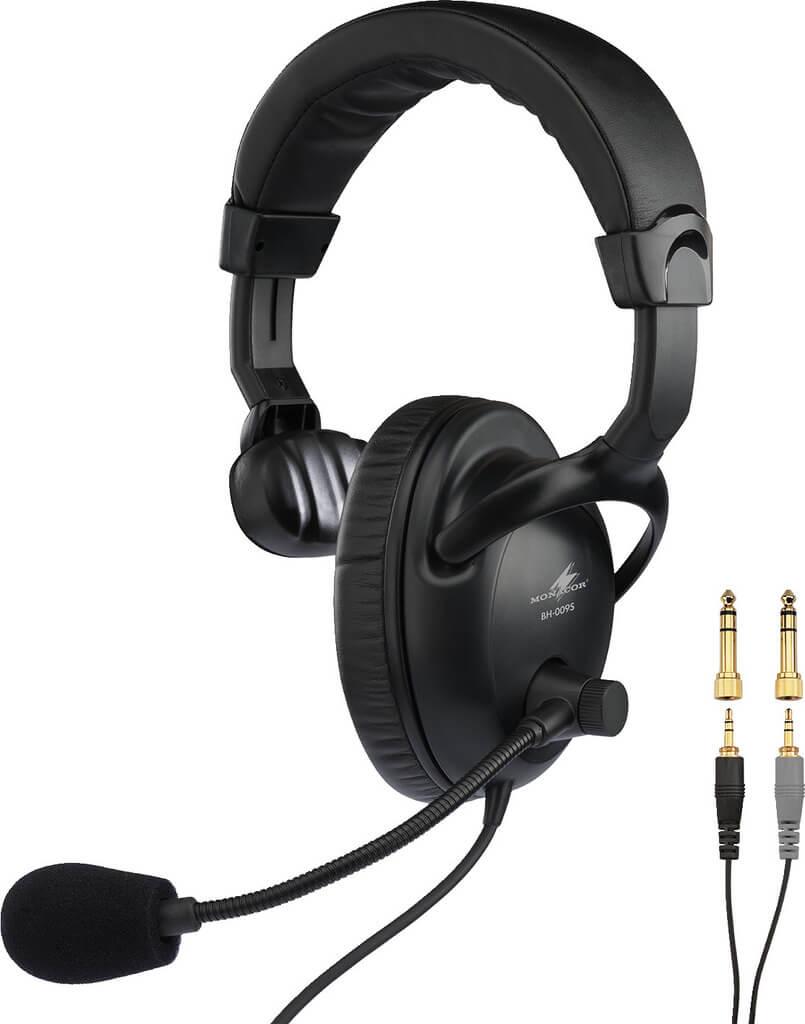 Monacor BH-009S Headset