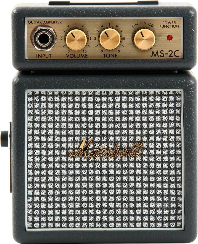 Image of   Marshall MS-2C guitarforstærker grå
