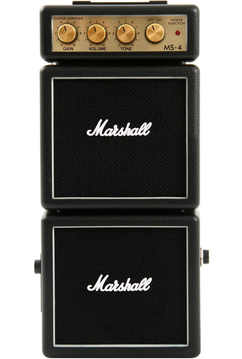 Image of   Marshall MS-4 guitarforstærker sort