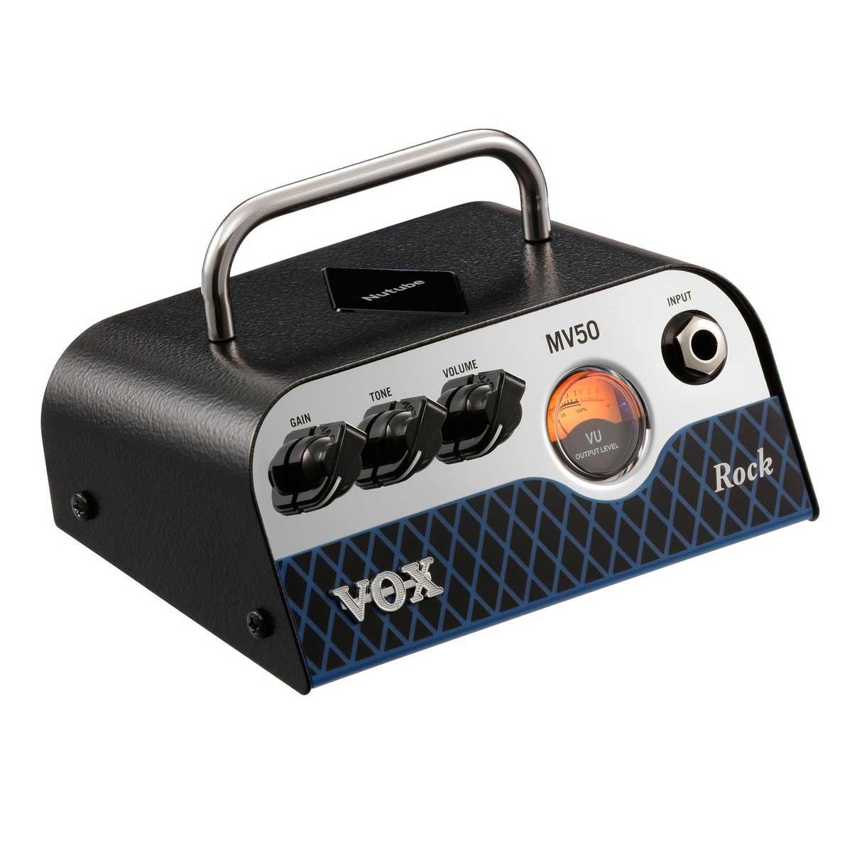 Image of   Vox MV50-CR guitarforstærker-top