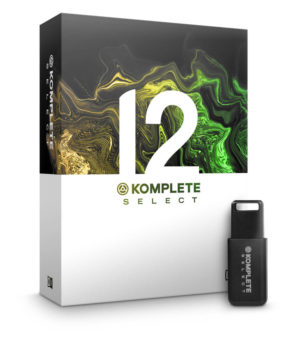 Image of   Native Instruments Komplete 12 Select