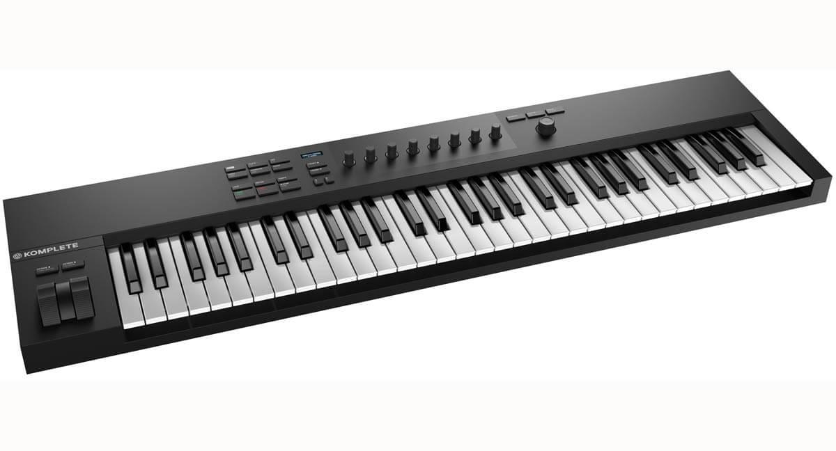Image of   Native Instruments Komplete Kontrol Keyboard A61