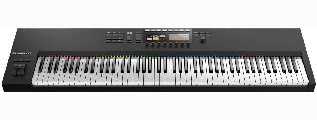 Image of   Native Instruments Komplete Kontrol Keyboard S88 MK2