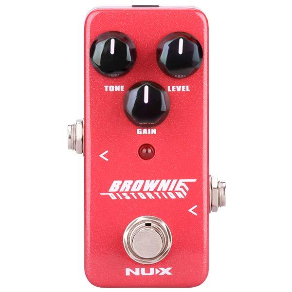 Billede af Nux NDS-2 Brownie guitar-effekt-pedal