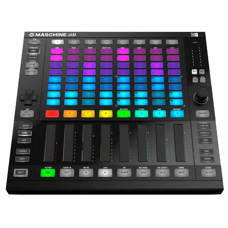 NativeInstruments MaschineJam