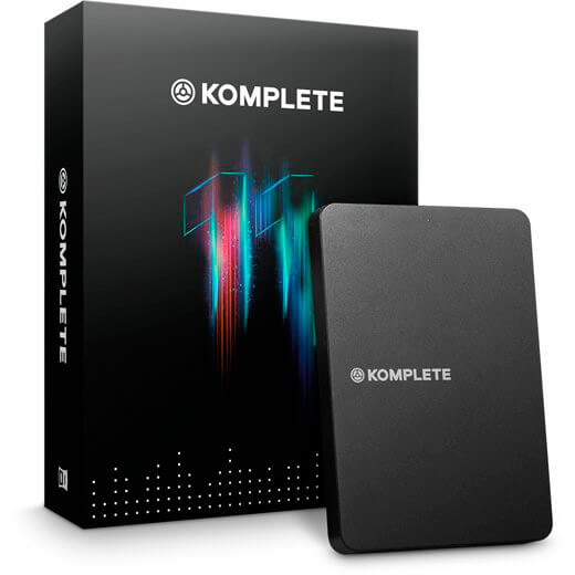 NativeInstruments Komplete11 software-pakke