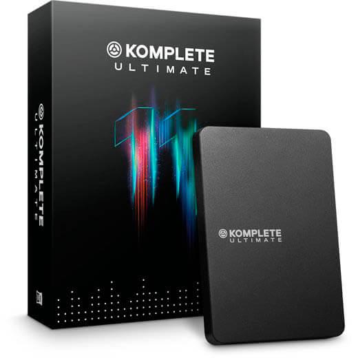 Native Instruments Komplete11Ultimate software-pakke