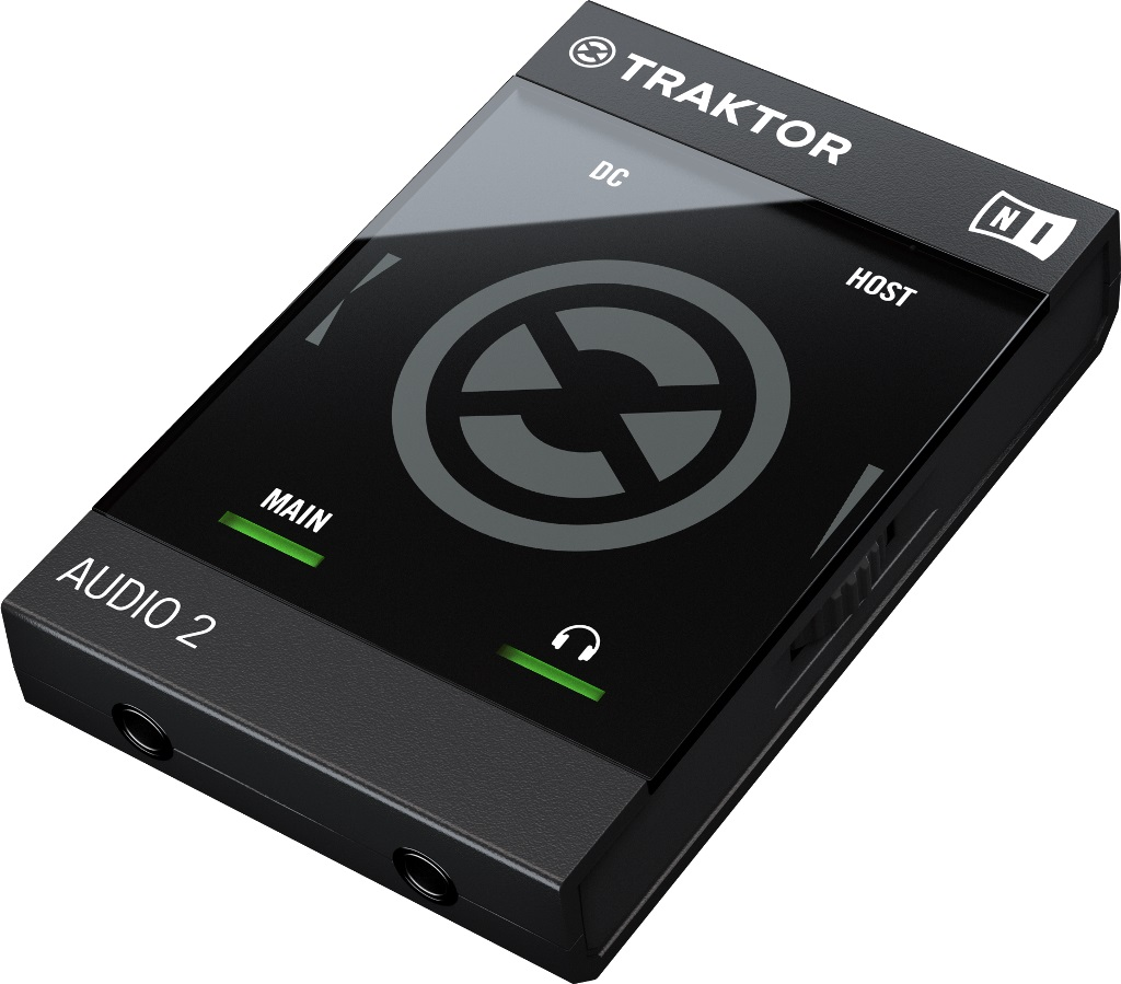 NativeInstruments TraktorAudio2Mk2 audiointerface(m/lightning)