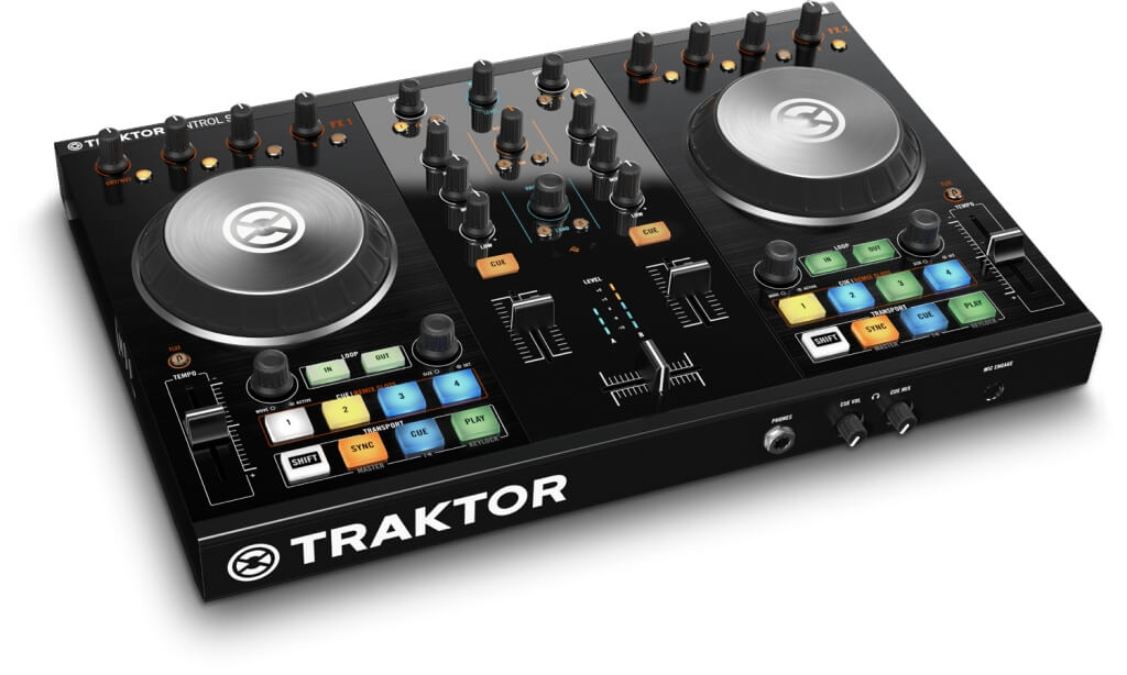 NativeInstruments TraktorKontrolS2MK2