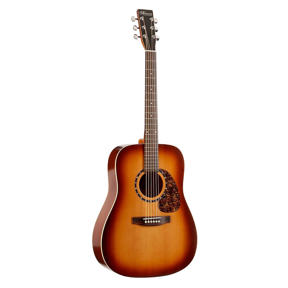 Norman B18CedarProtégé western-guitar tobaccoburst