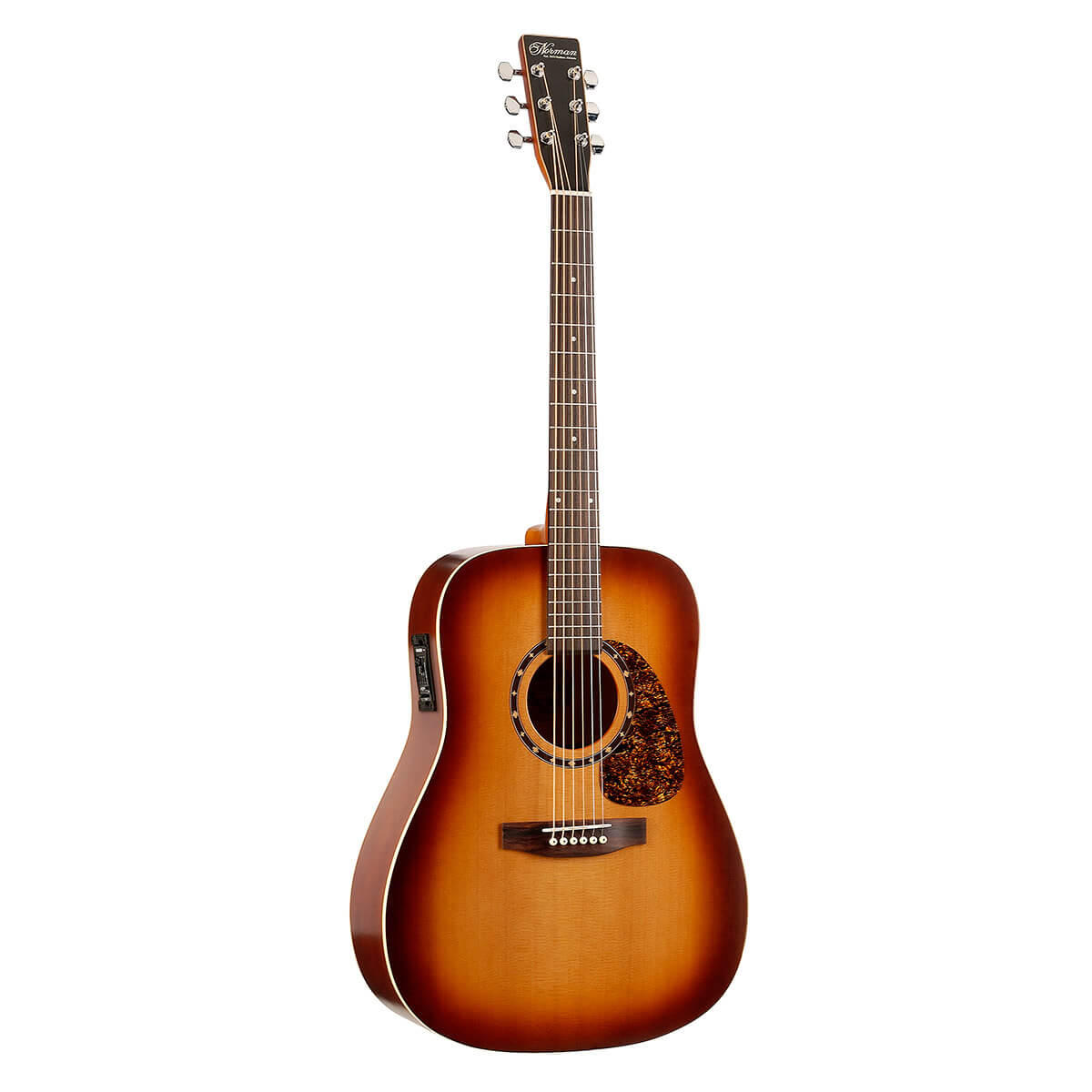 Image of   Norman B18CedarPresysProtégé western-guitar tobaccoburst