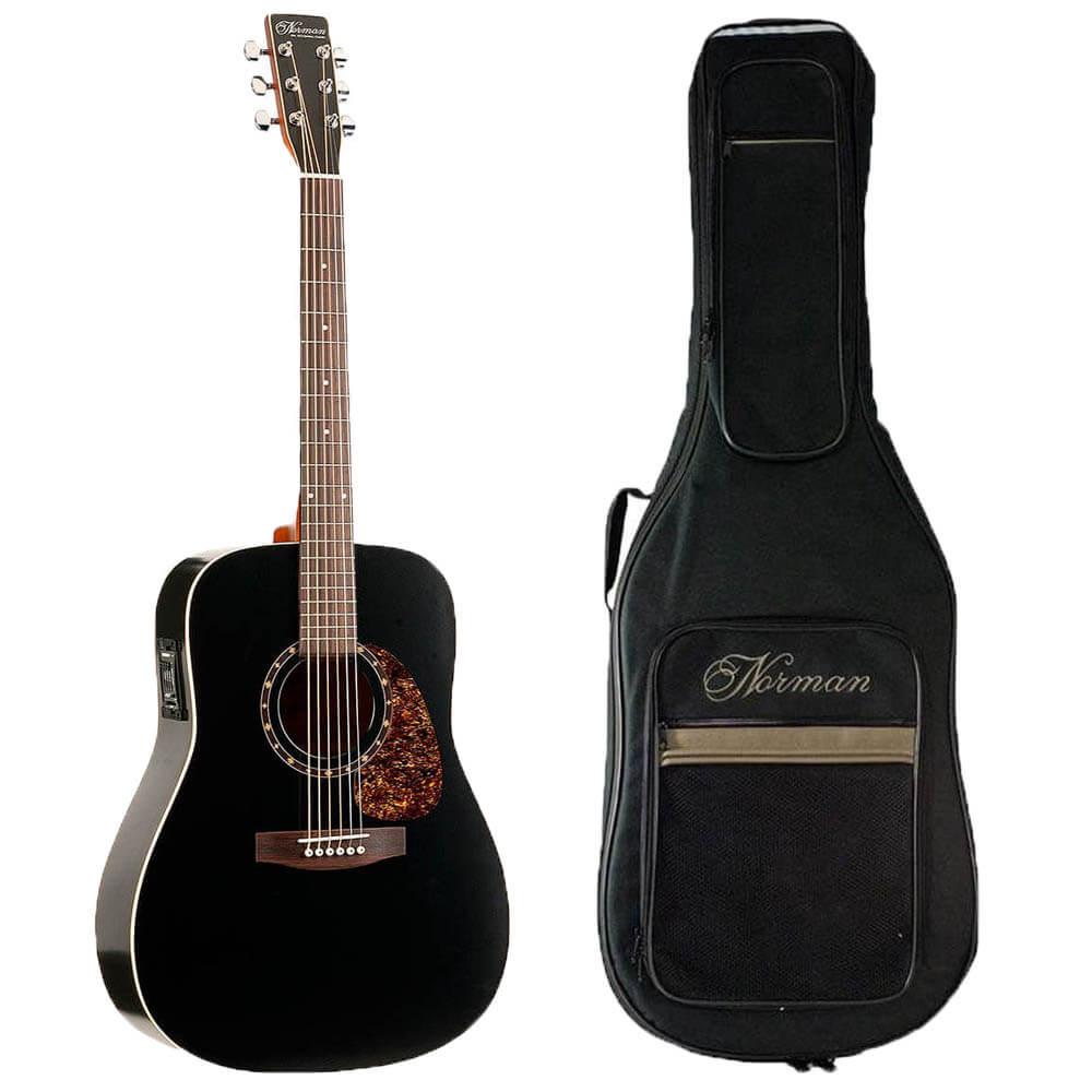 Image of   Norman B18 Cedar Presys Protégé western-guitar
