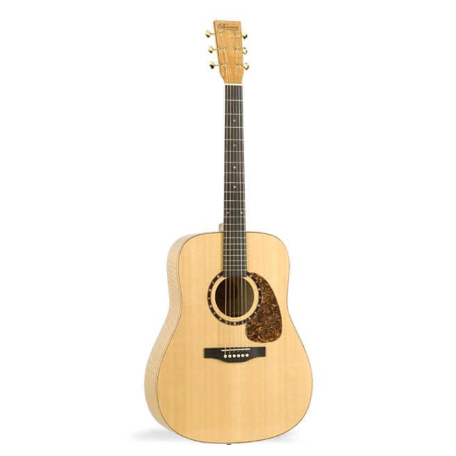 Image of   Norman B50 Studio Presys western-guitar natur