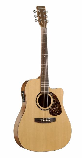 Image of   Norman ST40 CW GT Presys western-guitar