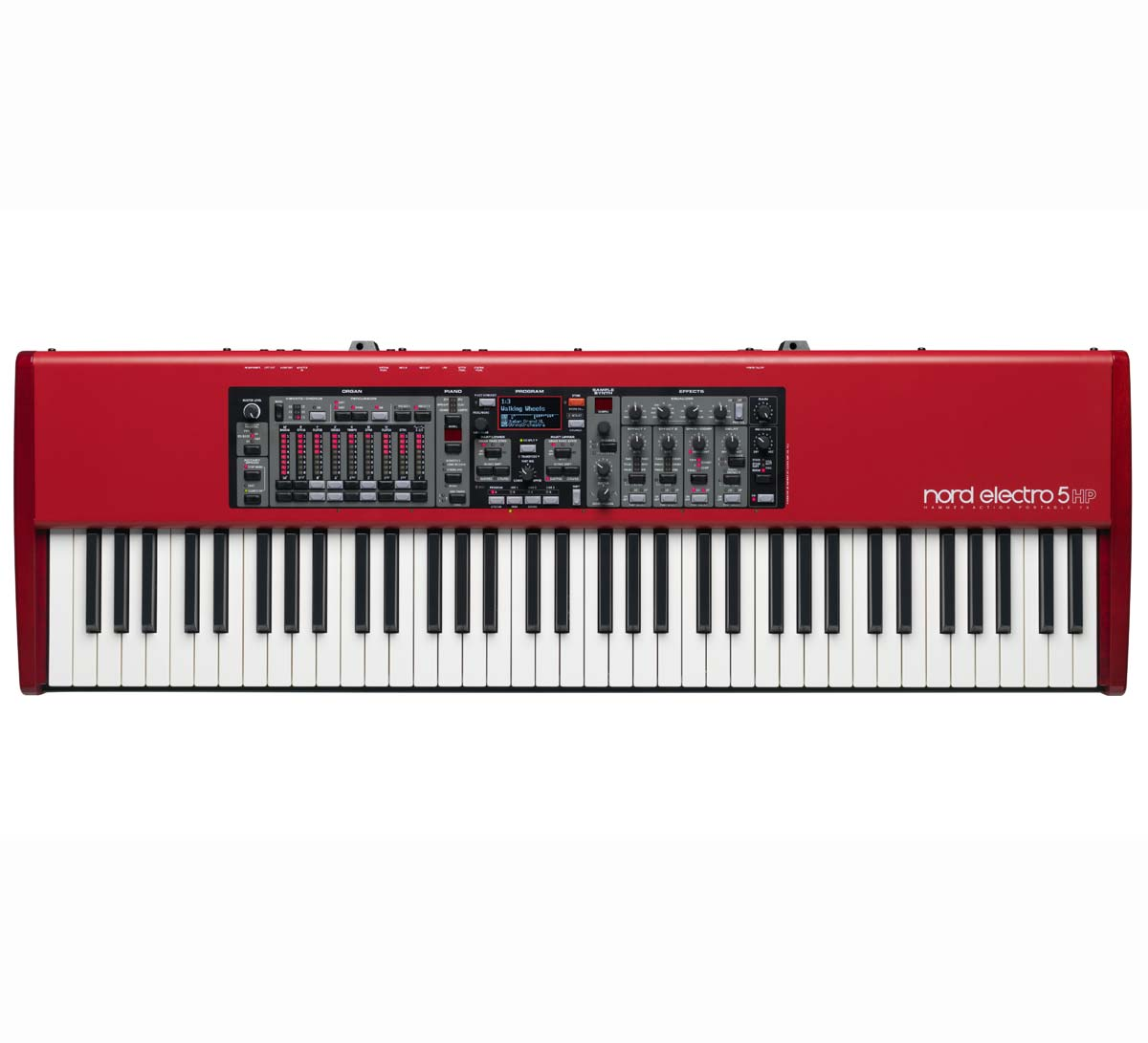Image of   Nord Electro 5 HP 73 stagepiano