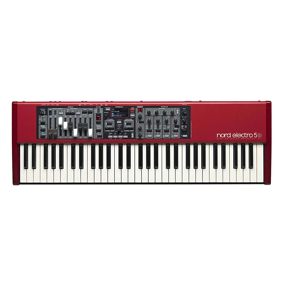 Image of   Nord Electro 5D 61 stagepiano