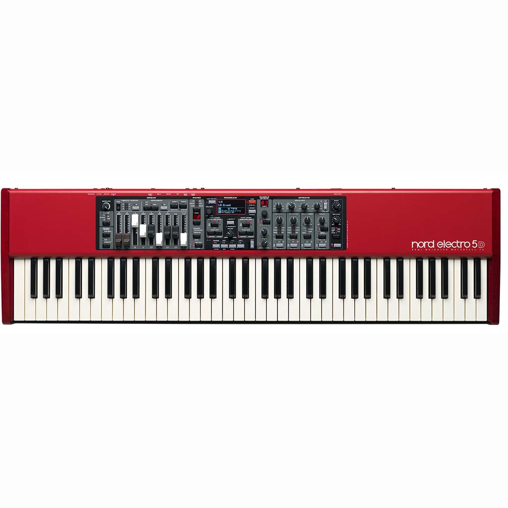 Image of   Nord Electro 5D 73 stagepiano