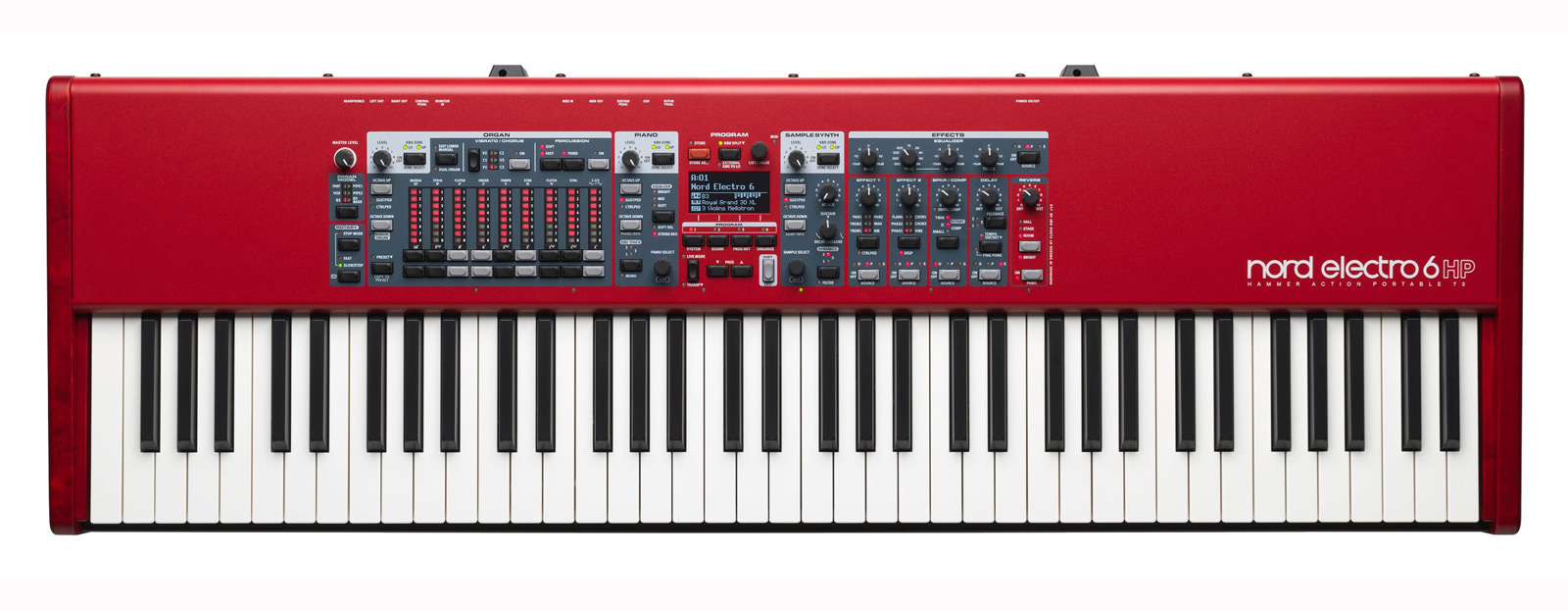 Nord Electro 6 HP stagepiano