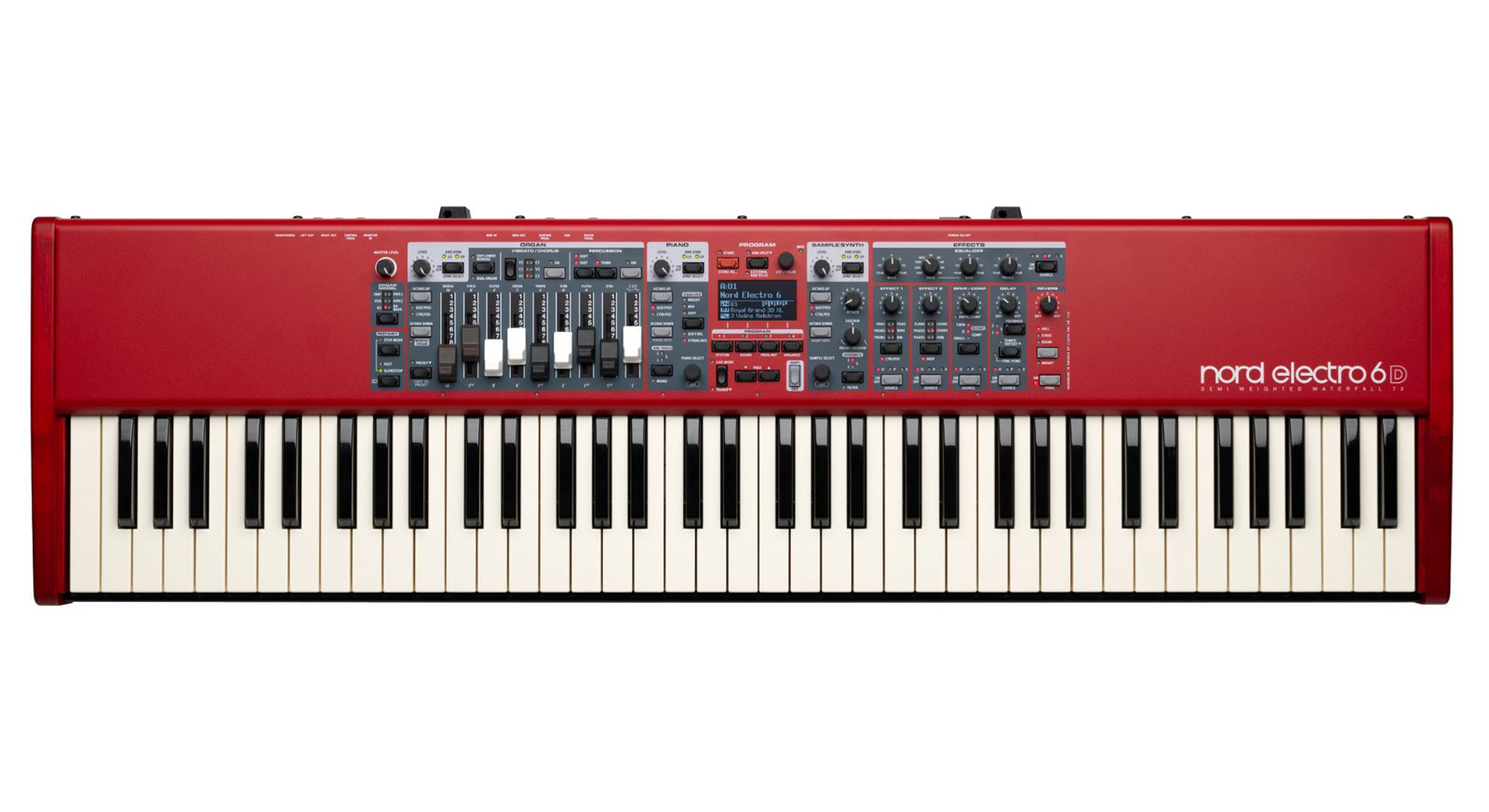 Image of   Nord Electro 6D 73 stage piano