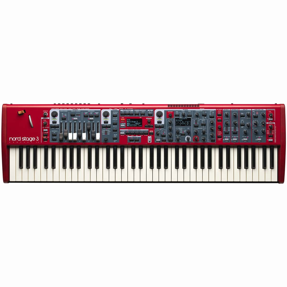 Image of   Nord Stage 3 COMPACT stagepiano
