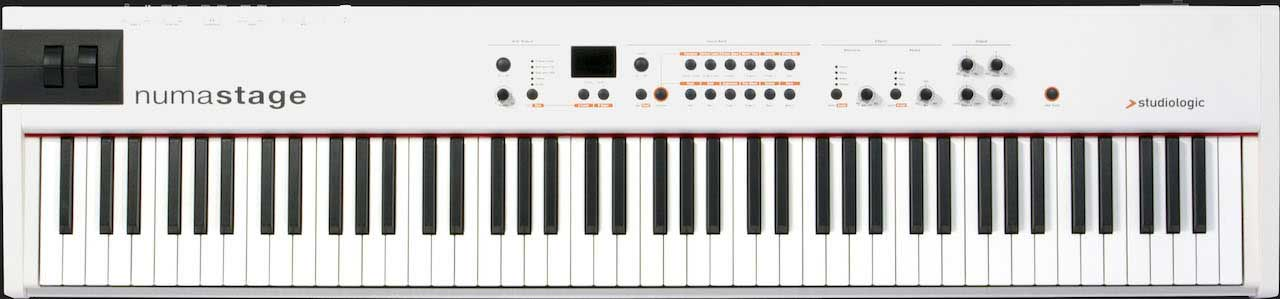 Image of   Studiologic Numa Stage stagepiano