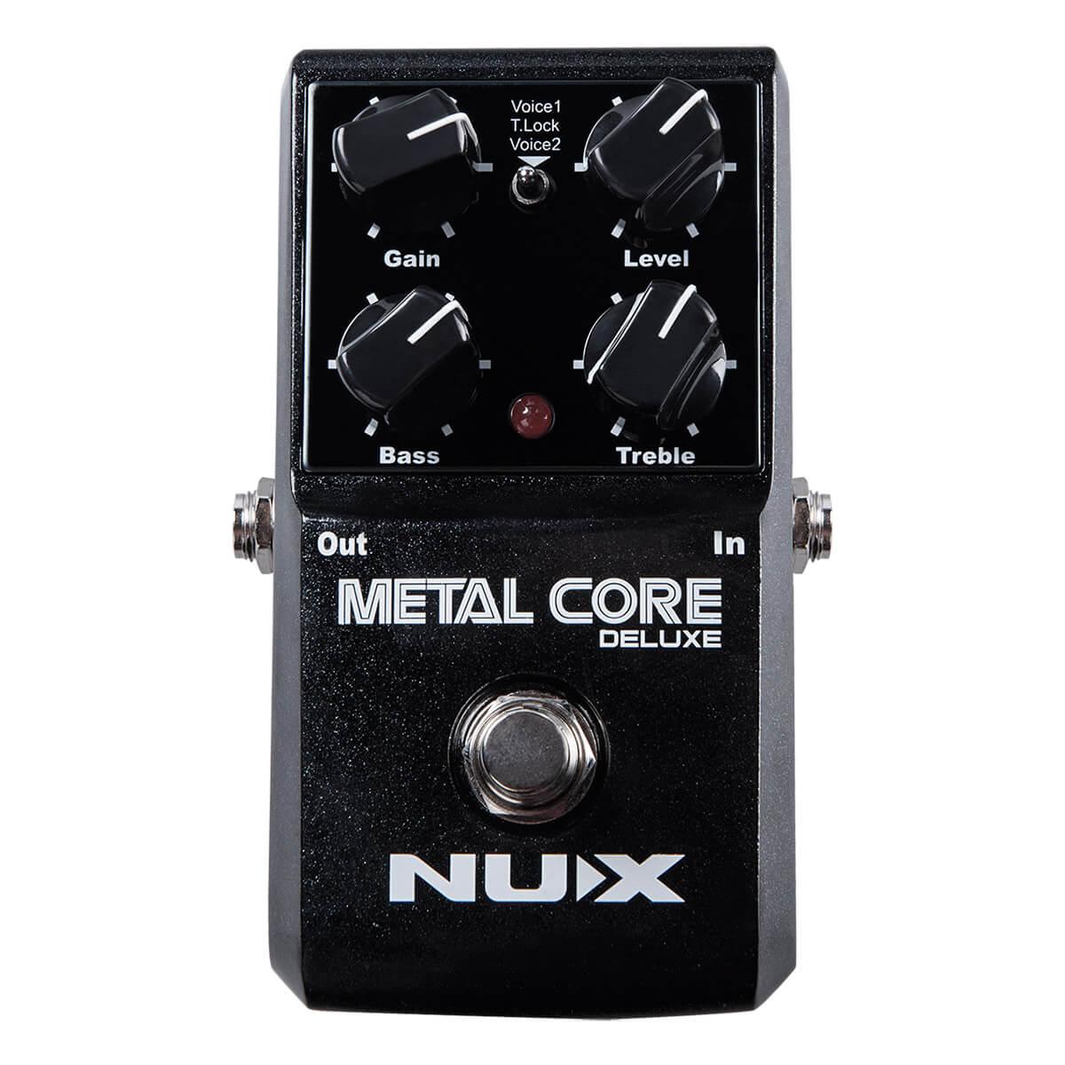 Billede af Nux Metal CoreDeluxemulti-distortion guitar-pedal