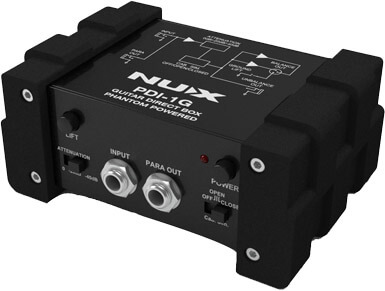 Nux PDI-1G guitardirectbox