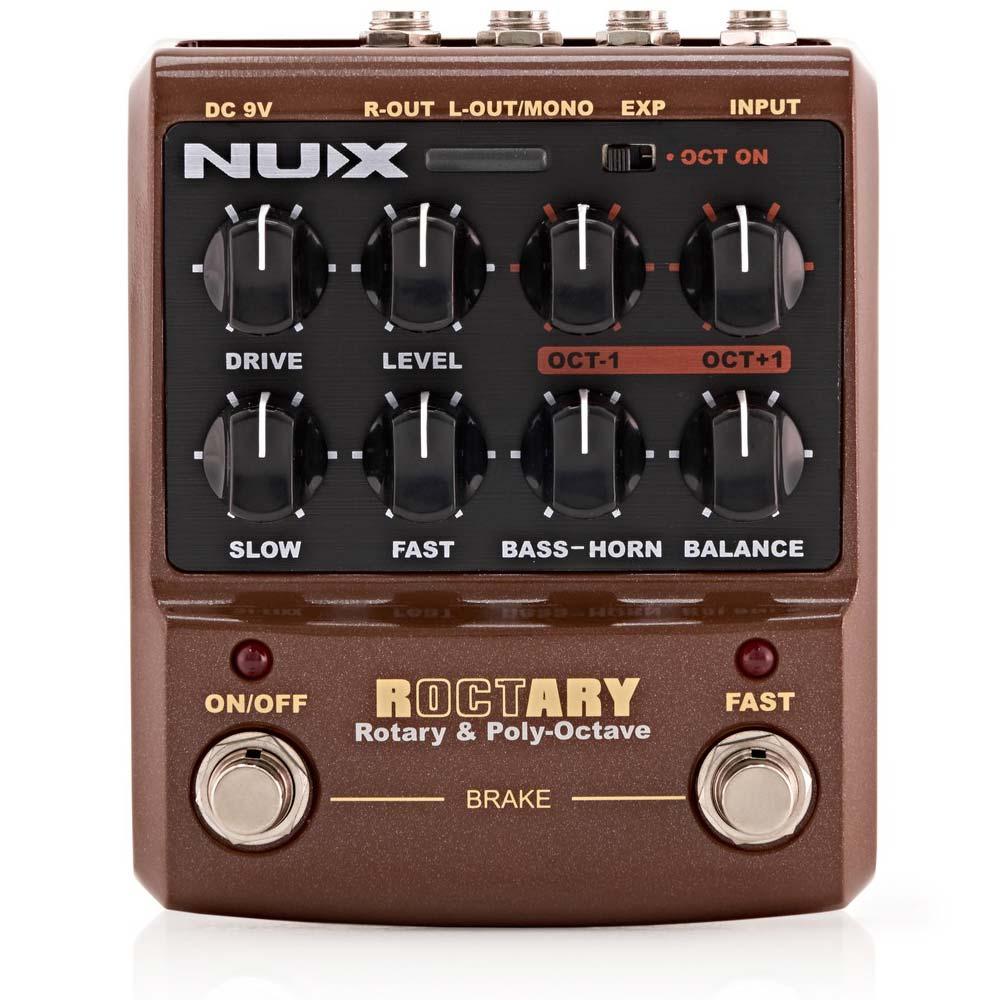 Nux RoctaryForce guitar-effekt-pedal