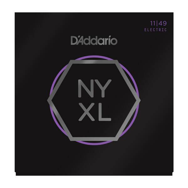 Image of   DAddario NYXL1149 el-guitar-strenge, 011-049