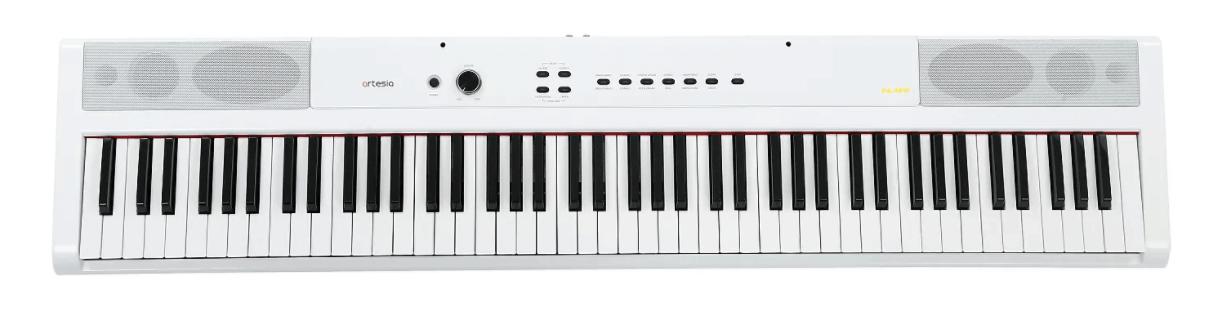 Artesia PA-88W WH el-klaver hvid