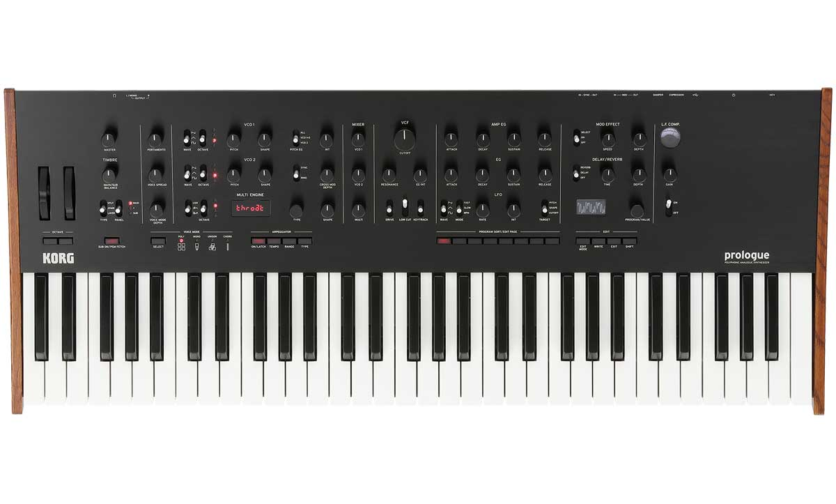 Korg Prologue-16 synthesizer