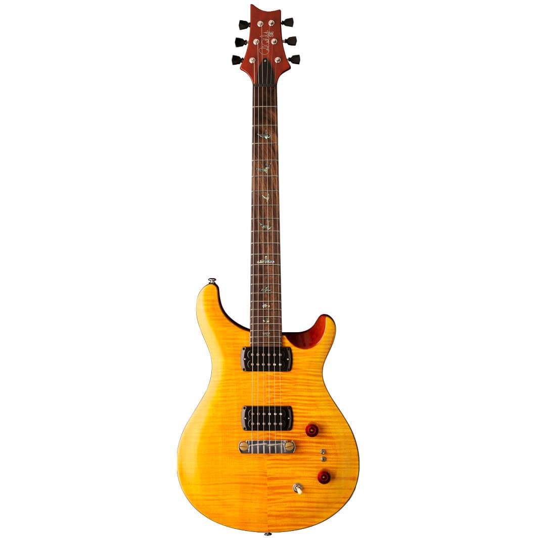 PRS SE Pauls Guitar el-guitar amber