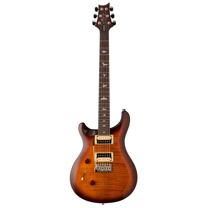 Venstrehånds el-guitar