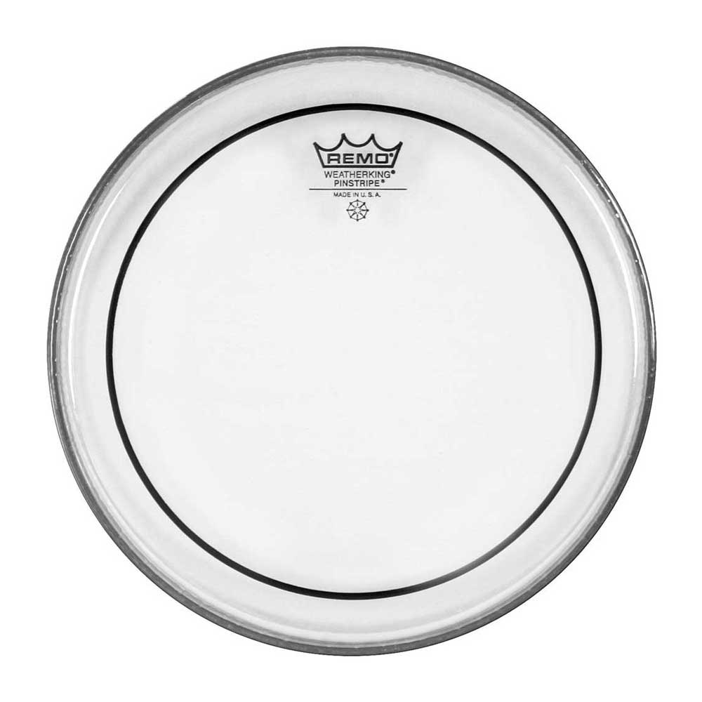 Image of   Remo PS-0310-00Pinstripe10''Clear trommeskind